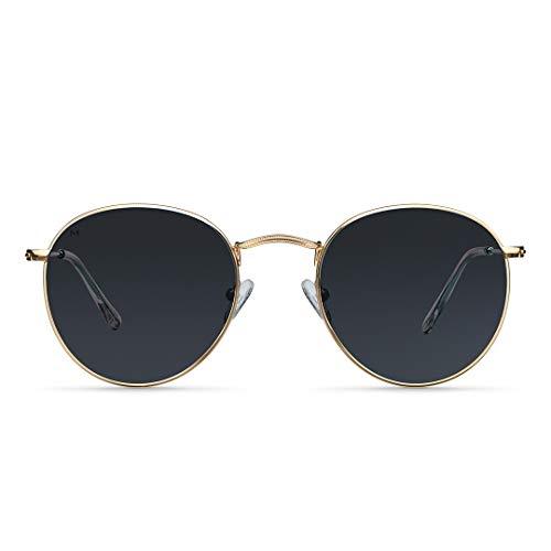 MELLER - Yster Gold Carbon - Gafas de sol para hombre y mujer