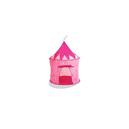 Tents Konische Dachzelt, Super leicht Spiel Zelt Spielzeug der Kinder Abstellraum Nap Zelt/erweitern Größe: 102 * 130 cm (Color : Blue, Size : 102 * 130cm)