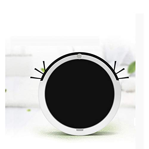 QWERTU Robot doméstico Aspirador Inteligencia Artificial Carga automática succión Fuerte Barrido Ultra...
