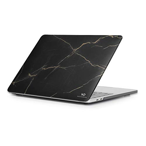 "WHITE DIAMONDS Coque Protection Protective Marble MacBook Pro 15"" Marbre/Or"