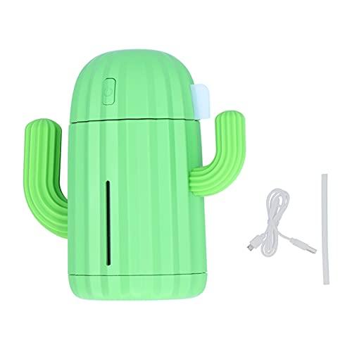 Surebuy Humidificador LED, humidificador Duradero para Fuentes de alimentación móviles para la mayoría de los Productos autónomos