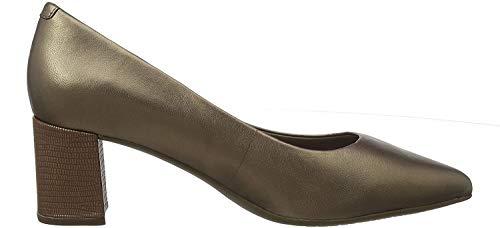 Rockport Zapatos de tacón con Punta Cerrada Mujer, Beige