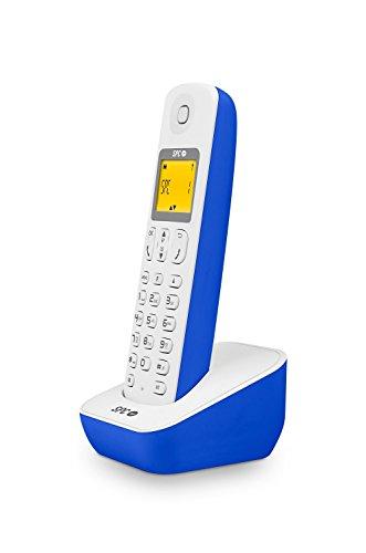 SPC AIR - Teléfono fijo inalámbrico, color azul