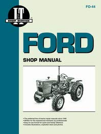 ford 1710 service manual - 3