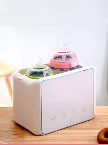 Learn More About Baby Bottle Warmer and Sterilizer - Baby Food Heater - Breastmilk Defrost - with Ti...