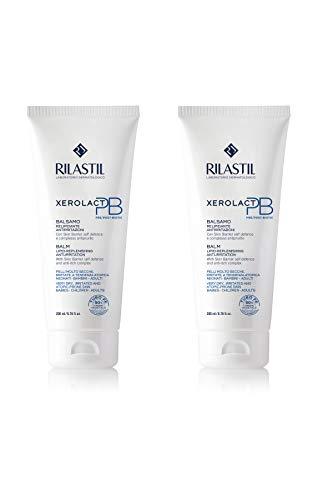 Rilastil Xerolact - Bálsamo Hidratante Anti-irritaciones Para Pieles Secas, 2 Unidad
