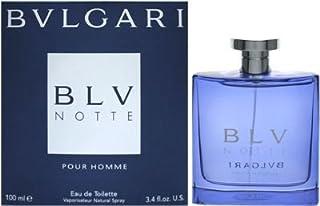 Bvlgari Blv Notte By Bvlgari For Men. Eau De Toilette Spray 1.7 Ounces