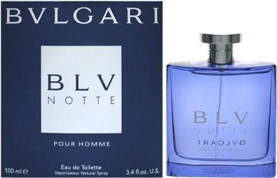 Bvlgari BLV Notte Pour Homme Eau De Toilette 50ml Spray