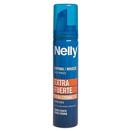 Espuma de Viaje Extra Fuerte Nelly 75ml