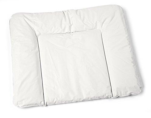 Sterntaler Wickelauflage, Inlet, Weiß, 72 x 85 cm