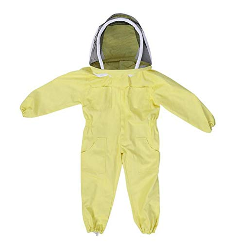 Ningb Beschermende Suit, Professionele Kinderen Anti Bijen Beschermende Jumpsuit Kinderen Ademende Bijenteelt Kleding