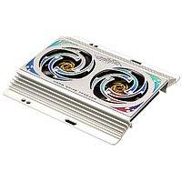 Revoltec Festplattenkühler Hard Drive Freezer Silber - Zubehör Festplatten