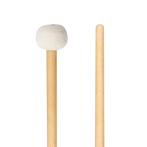 Adminitto88 Ahorn Trommelstöcke 1 Paar Klassische Schlagzeug Sticks Drumsticks Für Erwachsene & Kinder Student Drumsticks Ahornholz TIPP Natur Klassisches Ahorn Holz Percussion-Zubehör