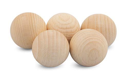 Premiergames Futbolín de madera natural (5 unidades)