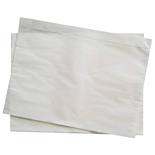 250 transparente DIN C5 Lieferscheintaschen 239 x 178 mm selbstklebende Begleitpapiertaschen Dokumententaschen Rechnungstaschen für Lieferscheine Begleitpapiere Dokumente Rechnungen Garantiekarten