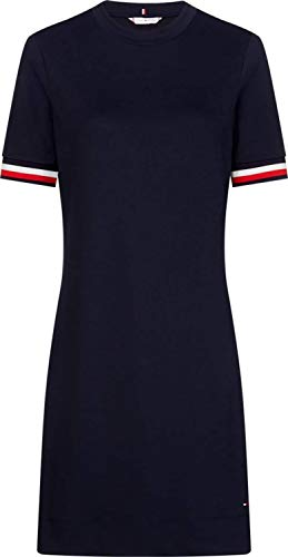 Tommy Hilfiger dames jurk Thea C-nk Dress Ss