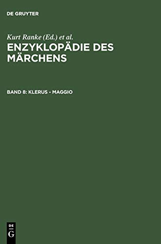 Enzyklopädie des Märchens: Klerus - Maggio
