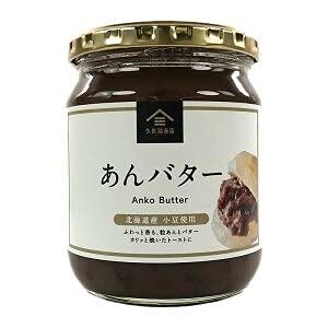 久世福商店 あんバター 550g Sweet Bean Paste Butter