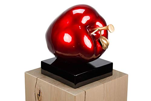 KunstLoft® Skulptur 'Verführerische Versuchung' 32x31x23,5cm handgefertigt Figur