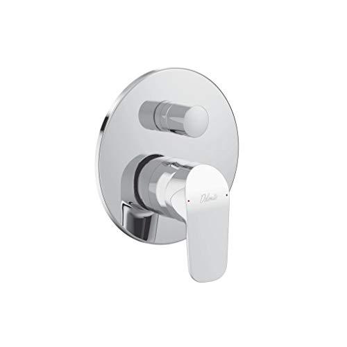 Ceramica Dolomite A6728AA Base Misceltore monocomando incasso vasca/doccia, cromato