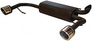 V-maxzone Ulter213/Sport fabriqu/é sur mesure de silencieux d/échappement d/édi/ée Pointe 100/mm