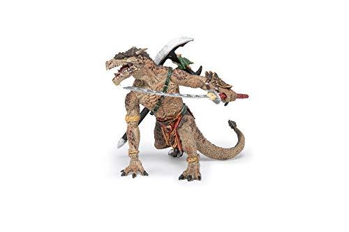 Papo 38975 Drachenmutant Mittelalter - Fantasy Figur, Mehrfarben