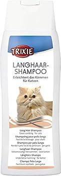 Trixie Chat Shampooing pour cheveux longs, 250ml
