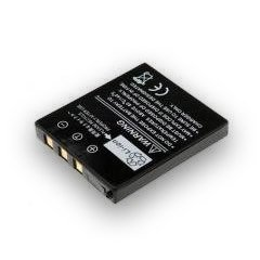 Akku für Panasonic Lumix DMC-FX7 Serie, 750mAh, 3,7V, Li-Ion