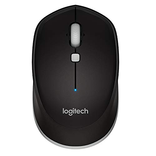 Logitech M535 Bluetooth Mouse Compact Wireless Mouse with 10...