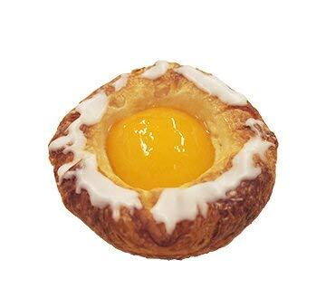 【業務用意】 ISM (イズム) 冷凍パン 生地 デニッシュ 9.5角 43g×150入