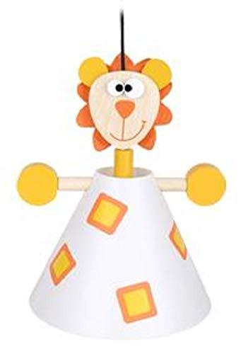 Scratch Europe Lion Motif pour enfants lampe