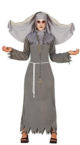 Disfraz de monja diabólica