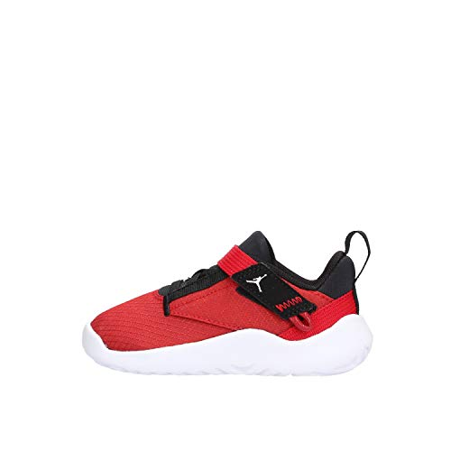 Jordan Proto 23 Babyschuhe Gym Red/White-Black AT5713 600, Schwarz - Schwarz - Größe: 23.5 EU