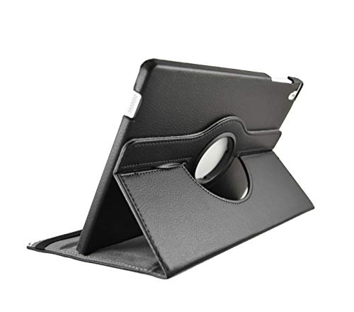 Todobarato24h Funda Tablet Compatible con BQ Aquaris E10 (10.1) giratoria 360º Negra