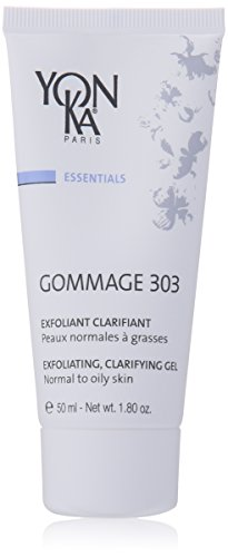 Yonka Essentials Gommage 303 Exfoliating Clarifying Gel - Normal to Oily Skin 50ml