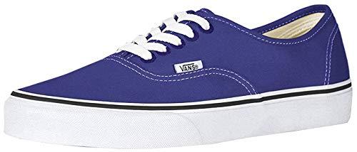 Vans Authentic - Zapatilla alta Mujer, Azul, 42.5 EU