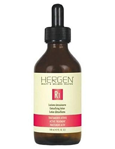 HERGEN BEAUTY & WELLNESS SOLUTION R1 Lotion démaquillante 100 ml