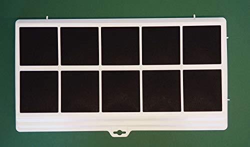 ORIGINAL Kohlefilter Filter mit Rahmen Dunstabzugshaube Bosch/Siemens 460478