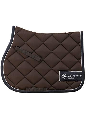 Saddle Pad Catania - DE (Farbe: chocolate; Größe: jumping)