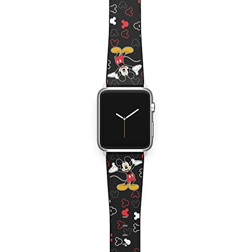 Watch Band Compatible with Apple iWatch All Series 38mm 40mm 42mm 44mm Cartoon Design Strap (mickm1) (42/44mm)