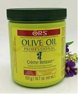 Hanvi Organic Root Olive Oil Creme Relaxer normal / 531g