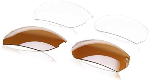 Alpina Unisex Sportbrille Tri-Scray, black, A8479333 - 7