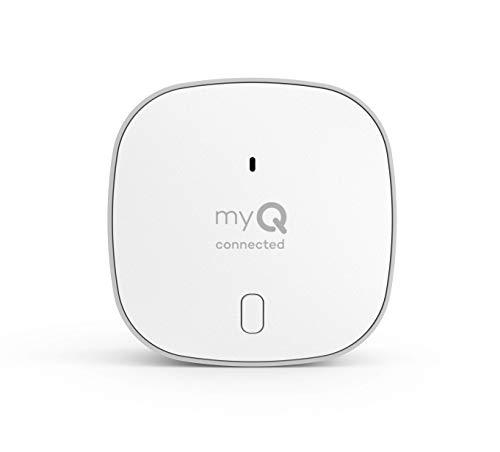 Chamberlain MYQ-G0402 Garage-Door-Sensors, White