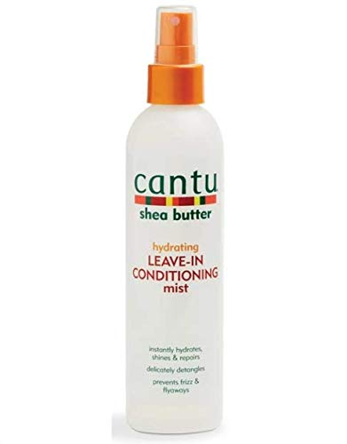Cantu Shea Butter Hydrating Leave-In Conditioning Mist, 237 ml