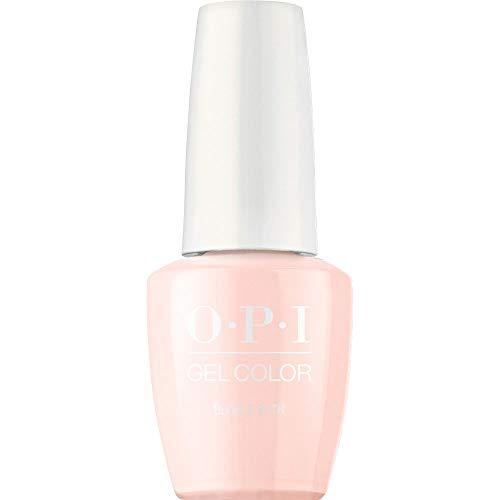 OPI gelcolor Nagellack Nail Gel ,Bubble Bath, 1er Pack (1 x 15 ml)