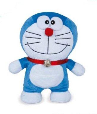 Doraemon 20cm Poupée Peluche classique Super Doux Chat Bleu Robot TV Manga Cat Serie