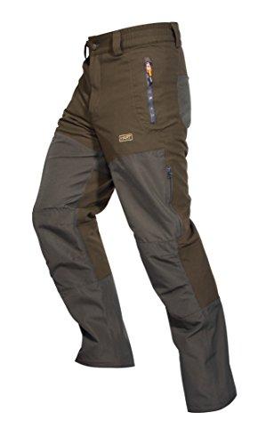 HART Armotion T EVO - Pantalón de Caza, Hombre, Verde, 40