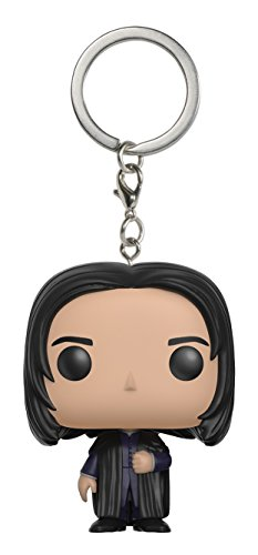 Funko Pop Keychain: Harry Potter Snape Toy Figure image