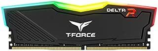 Team Group Delta RGB 16 GB, DDR4, 3000 MHz módulo de - Memoria (DDR4, 3000 MHz, 16 GB, 2 x 8 GB, DDR4, 3000 MHz, 288-pin DIMM)
