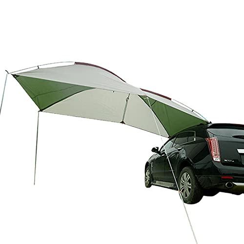 Zhihui Tienda de campaña para autocaravana – Protección UV – 245 × 350 × 200 cm toldo para caravana toldo de coche
